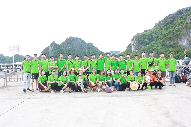 công ty hunonic việt nam du lịch hè 2020
