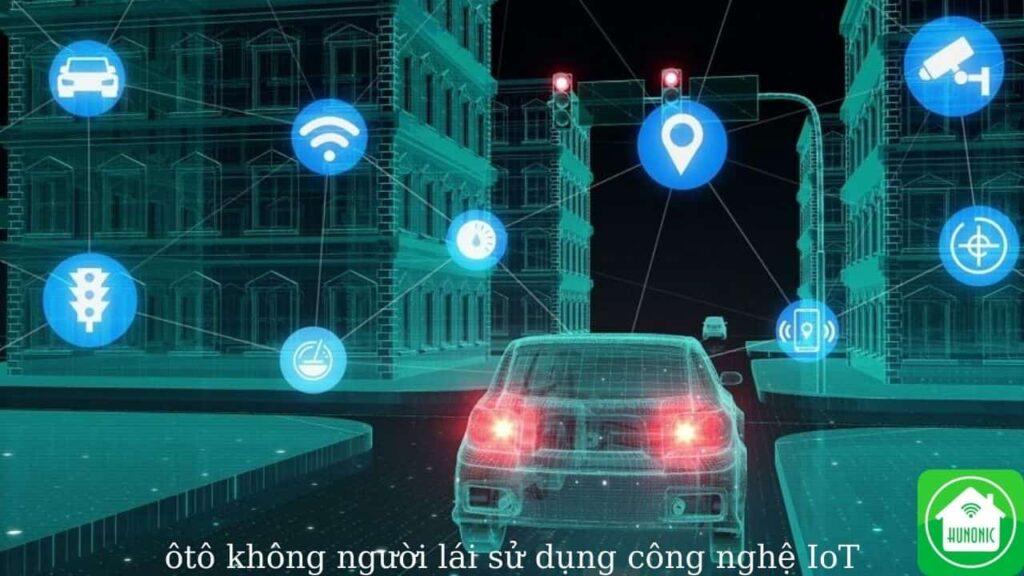 IoT ứng dụng trong lĩnh vực giao thông