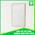 Công Tắc Cửa Cuốn Thông Minh HUNONIC DOOR ( màu trắng)