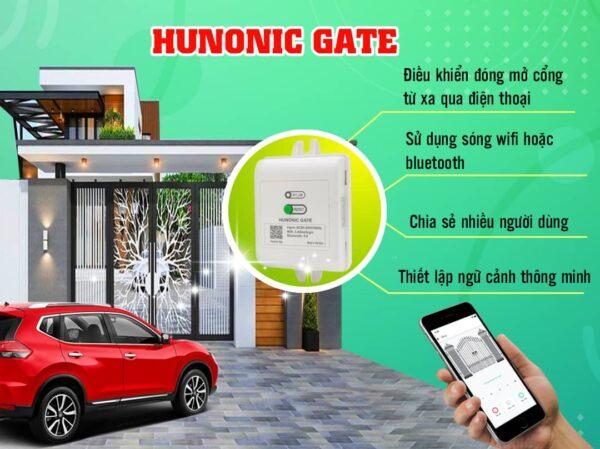 Bộ điều khiển cổng Hunonic Gate 12 min