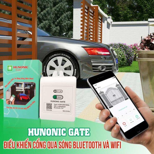 Bộ điều khiển cổng Hunonic Gate 2 mn