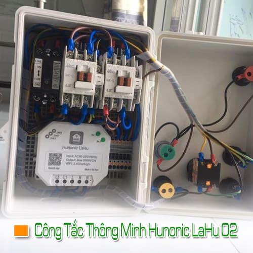 cong tac thong minh Hunonic Lahu 9 min