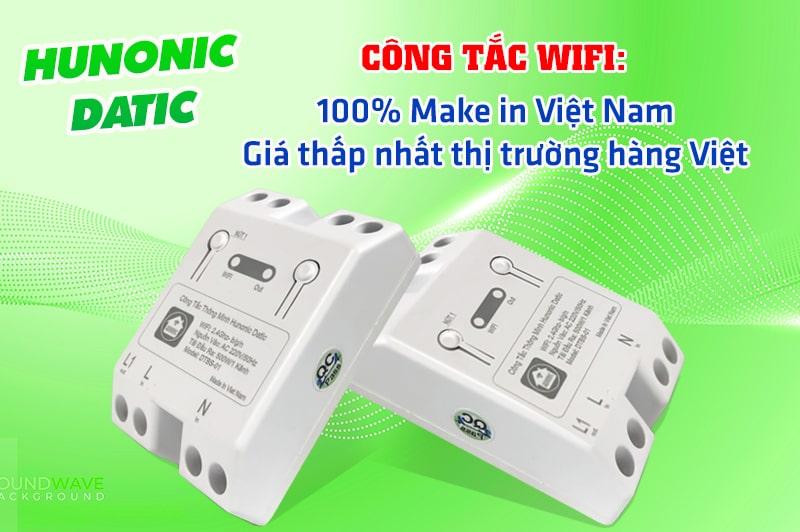 cong tac thong minh wifi hunonic datic 1