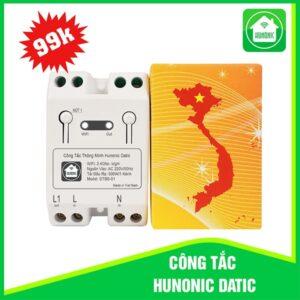 cong tac thong minh wifi hunonic datic 5